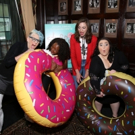 Photo Coverage: Meet the Cast of  Lisa Lampanelli's STUFFED! Photo