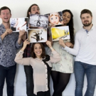 Photo Flash: In Rehearsals for 35MM: A MUSICAL EXHIBITION at The Other Palace Photos