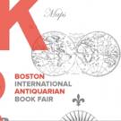Boston International Antiquarian Book Fair to Return to Back Bay This November