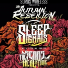 Sleep Signals Announce The Autumn Rebellion Tour with The Scars Heal In Time