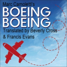Fast and Furious French Farce BOEING BOEING Flying Into Little Fish Theatre Photo