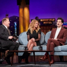 VIDEO: Julia Roberts & Ben Schwartz Visit LATE LATE SHOW Video
