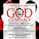 Christine Pedi-Led GOD OF CARNAGE Begins Tonight in Westchester