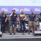 BWW TV: COME FROM AWAY Takes Flight at Broadway in Bryant Park! Video
