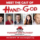HAND TO GOD Blasts Onto Triangle's Stage Opening 28th Season