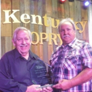 John Conlee Honored With Inaugural Legend Award from  Kentucky Country Music Association