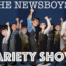 NEWSIES Tour Cast to Reunite for 2nd Annual NEWSBOYS' VARIETY SHOW at Feinstein's/54 Below