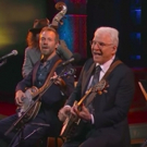 VIDEO: Steve Martin Talks Broadway's METEOR SHOWER; Performs New Song on LATE SHOW