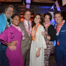 Photo Coverage: ESCAPE TO MARGARITAVILLE Toasts to Escaping the City Before Pre-Broad Photo