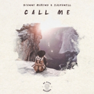 Gianni Marino Collaborates with Zashanell on 'Call Me' Photo