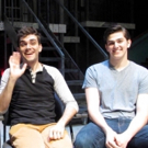 BWW Interview: J. Anthony Pyatt Jr. and Daniel Tracht of DISNEY'S NEWSIES at the REP
