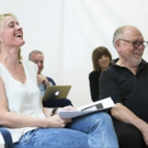 Photo Flash: In Rehearsal with HEISENBERG: THE UNCERTAINTY PRINCIPLE