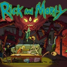 Adult Swim's RICK AND MORTY Claims #1 Comedy Title