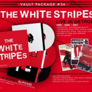 Third Man Announces 'The White Stripes Live In Detroit: 1999-2000-2001'