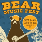 Bear Music Fest Announces Final Lineup and Schedule That Includes the Return of The Q Brothers