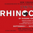 New Yiddish Rep's RHINOCEROS Enters Final Week Off-Broadway
