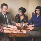Photo Flash: Halloween Hits Tacoma Little Theatre with Ghostly BLITHE SPIRIT Photo