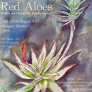 Award-Winning Team to Stage Poetic Exploration of History and Memory in RED ALOES at the Magnet Theatre
