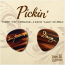 Tommy Emmanuel and David Grisman Release New Album 'Pickin', Today