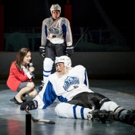 Photo Flash: New Shots of Michael Friedman's New Hockey Musical THE ABOMINABLES at CT Photo