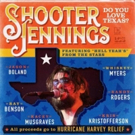 Shooter Jennings and Dave Cobb Collaborate on New Song to Benefit Hurricane Harvey Relief