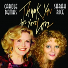 Broadway's Carole Demas and Sarah Rice to Tribute Tom Jones & Harvey Schmidt Photo