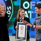 KEVIN (PROBABLY) SAVES THE WORLD Star Jason Ritter Achieves World Record Photo