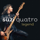 'The Best Of Suzi Quatro: Legend' To Be Released on Chrysalis Records 9/22