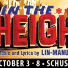 VTA to Open 2017-18 Broadway Series with Lin-Manuel Miranda's IN THE HEIGHTS