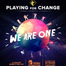 The Doobie Brothers and More Set for Playing For Change's WE ARE ONE Benefit in L.A.