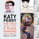 Katy Perry Makes Gold & Platinum History with Iconic Song 'Roar' & More
