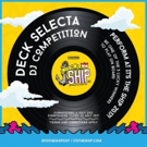 'It's The Ship' Unveils Massive International DECK SELECTA Competition