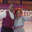 SWEENEY TODD's Carolee Carmello and Norm Lewis Perform on TODAY