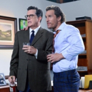 VIDEO: Matthew McConaughey Revives Stephen's Old 'Exit 57' Sketch on LATE SHOW