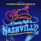 A COUNTRY NIGHT IN NASHVILLE to Bring Honky Tonk to Parr Hall Photo