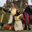 Photo Flash: First Look at the Cast of South Staff's SPAMALOT