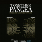 Together Pangea Announces North American Tour