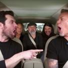 VIDEO: Billy Eichner & Metallica Rock Out to Classic LITTLE MERMAID Tune in New CARPOOL KARAOKE