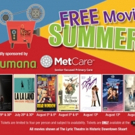 JERSEY BOYS, LA LA LAND, DIRTY DANCING and More Set for Free Movie Summer Lineup at T Photo