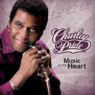 Charley Pride Celebrates 'Music In My Heart' Release With Several Appearances