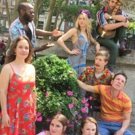 Drilling Company Stages Festive TWELFTH NIGHT in Bryant Park