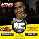 KP The Great Takes The Stage for First-Ever 'A-Town Music Fest' This Weekend