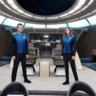 VIDEO: FOX Shares '360 Degree' Inside Look at Seth MacFarlane's THE ORVILLE