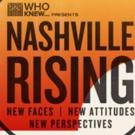WHO KNEW Announces Nashville Rising Speaker Line Up