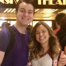 Grace Auer and Ian Hayes Represented Buffalo at This Year's JIMMY AWARDS