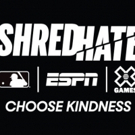 MLB and ESPN Launch Bullying Prevention Initiative 'Shred Hate'