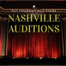 Upcoming Auditions in the Nashville Area for August 16