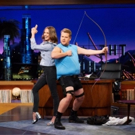 VIDEO: James Corden Auditions for Role of TOMB RAIDERS' Lara Croft