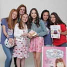 PEACE, LOVE AND CUPCAKES: THE MUSICAL Opens Tonight at NYMF