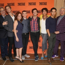 Photo Coverage: Michael Urie and the Company of TORCH SONG Meet the Press! Photos